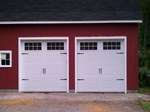 Door Project in Redding, CT - Bethel Overhead Doors, LLC