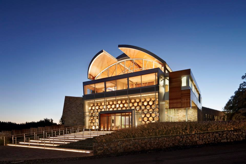 Architectural Metal Inc Hopland California Proview