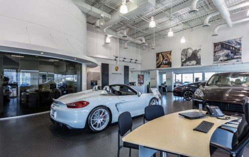 Schneider & Nelson Audi-Porsche - West Long Branch, NJ