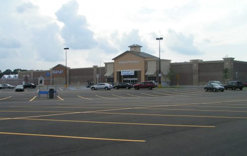Wal-Mart Supercenter New Construction - Forked River, NJ