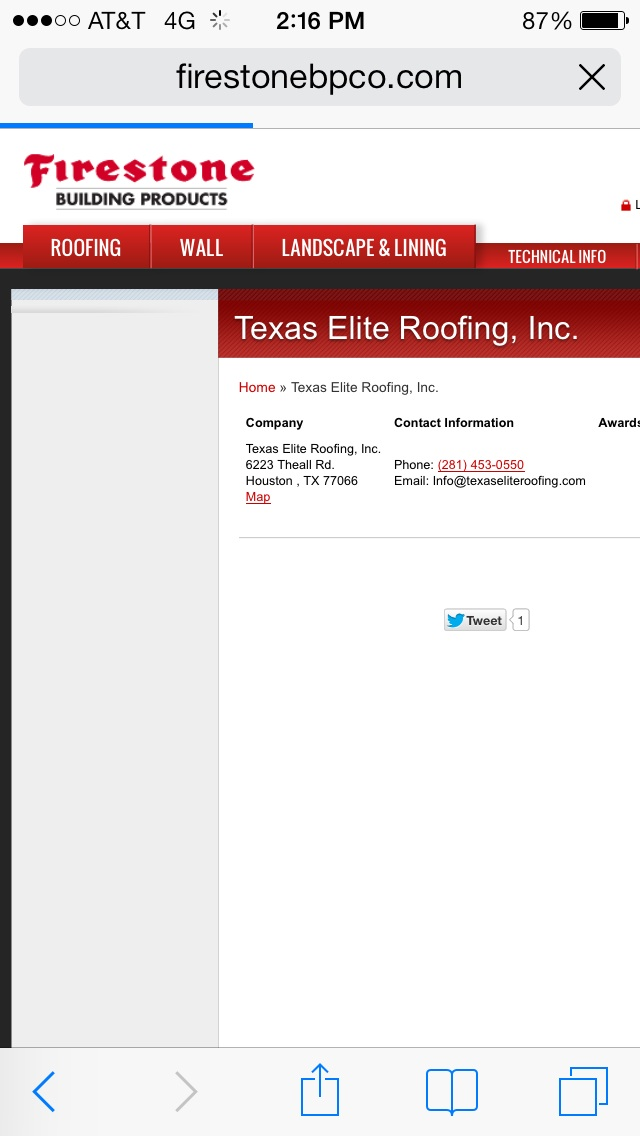 Texas Elite Roofing Inc Licenses Insurance Bonding