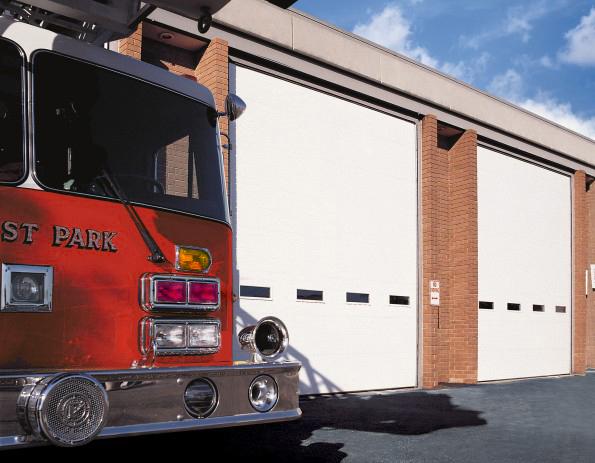 Firehouse Doors & Anagnos Door Co. - Firehouse Doors Image | ProView