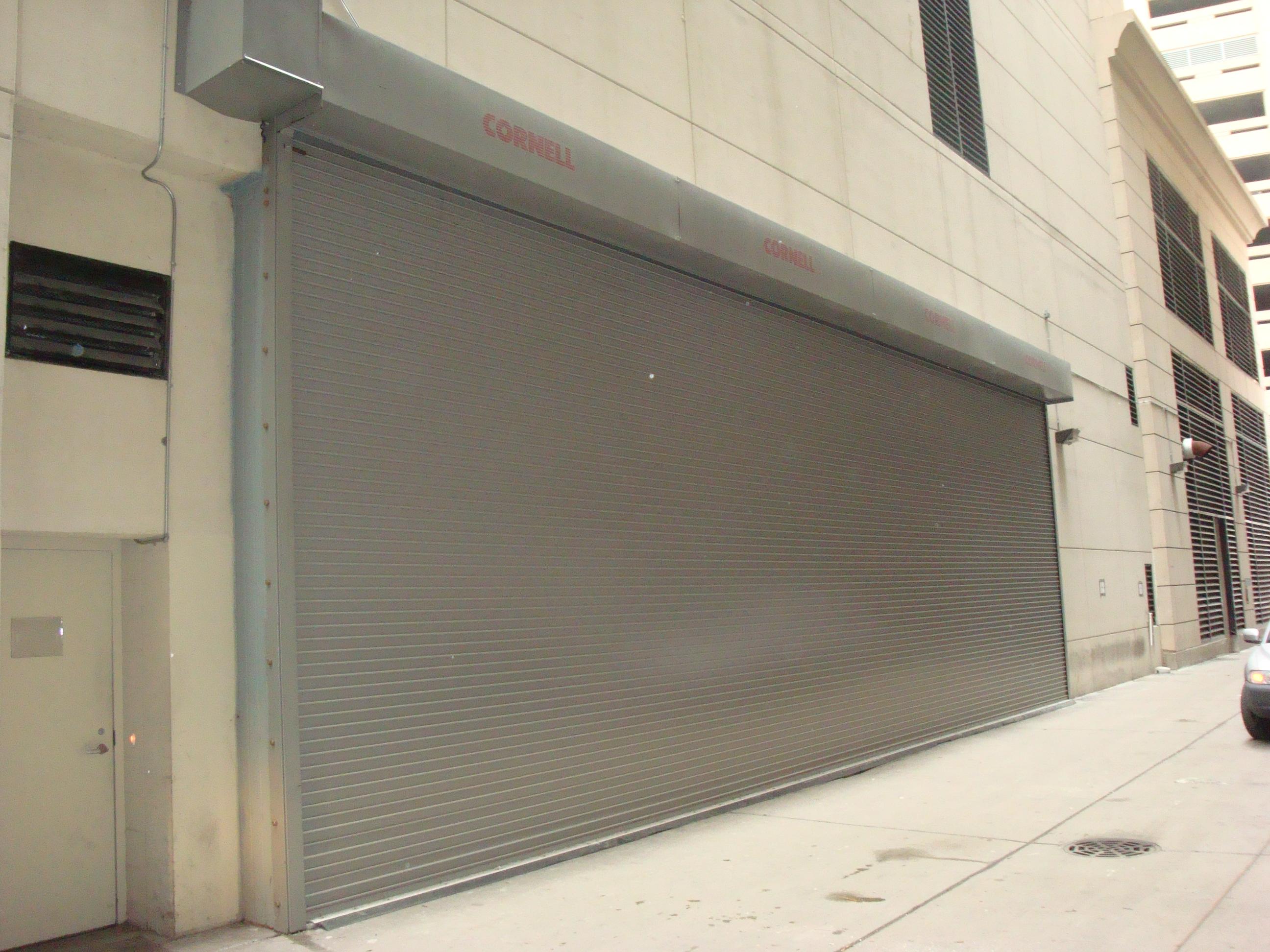 Hotel Receiving Door & Anagnos Door Co. - Coiling Doors Images | ProView