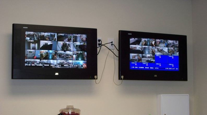 Surveillance Video - Datafone Communications