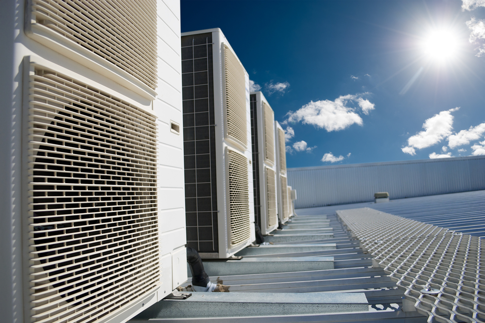 Commercial Air Conditioning - Strang Heating & Air Conditioning, Inc.