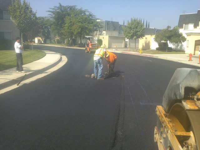 Paving Services - S & S Paving