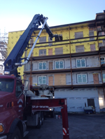 Recent Projects - Tri-State Concrete Pumping