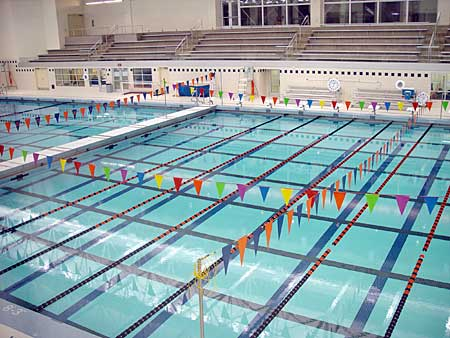 Vincent pools incorporated video image gallery proview - Bucknell university swimming pool ...
