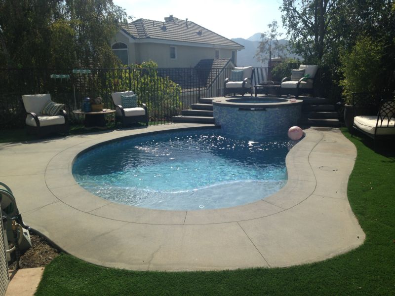 Custom Pools | Masonry | Rock Waterfalls - Apex Pool & Spa Services