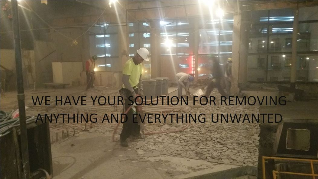 inc fit and out recycling demolition betel interior