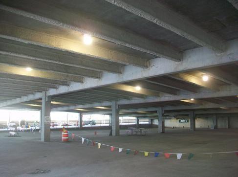 Oakland Airport Car Repair Parking