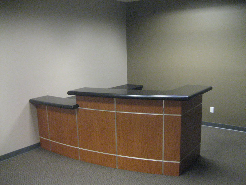 Office Desk Cabinetry - United Cabinet Company, Inc.