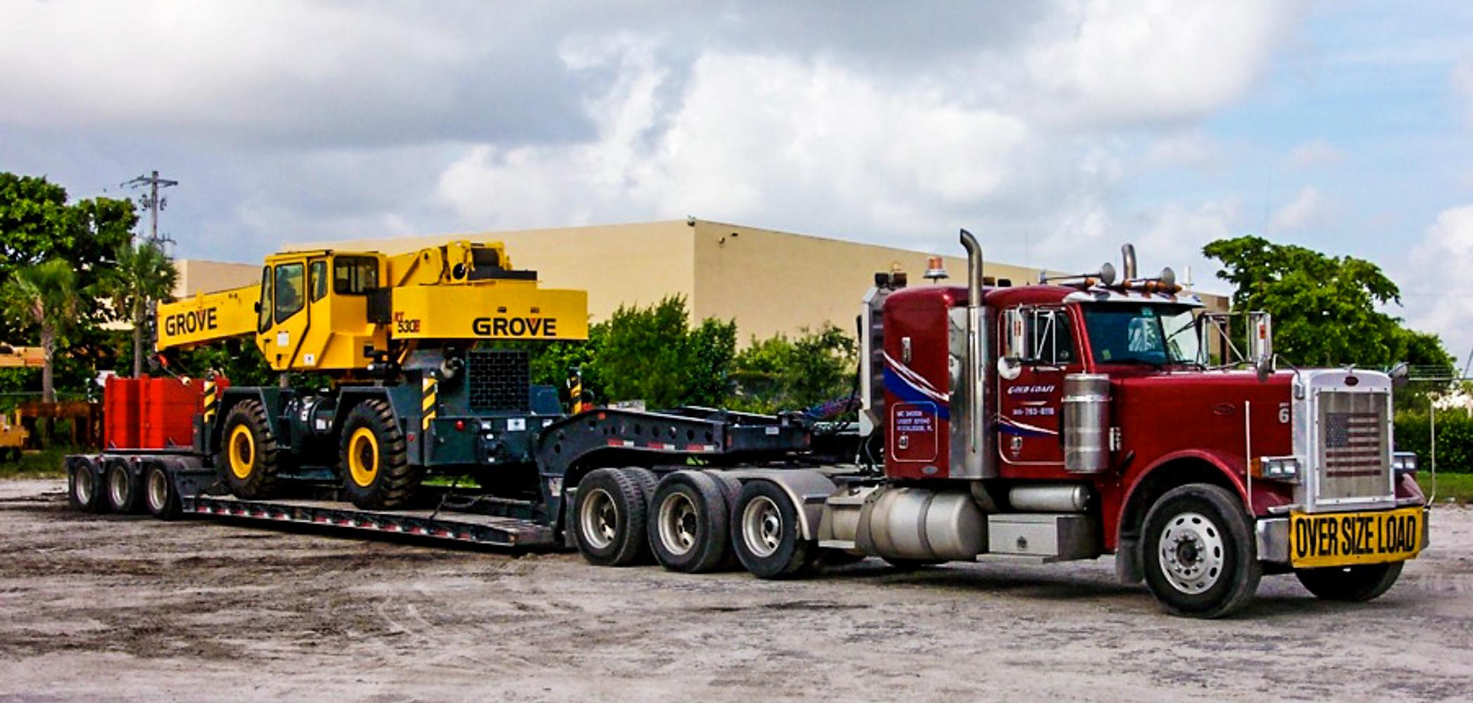 Trucking Companies In West Palm Beach Florida