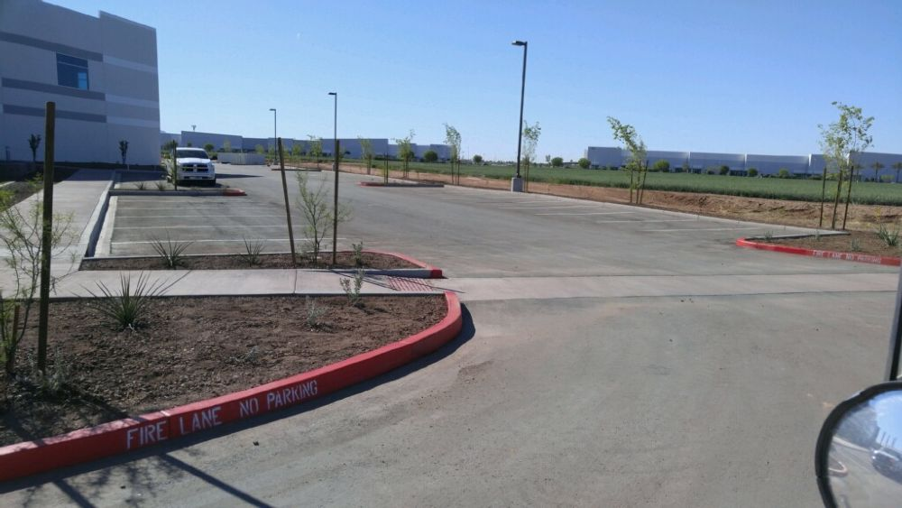 Ascend Building C - Maricopa Curb & Striping, Inc.