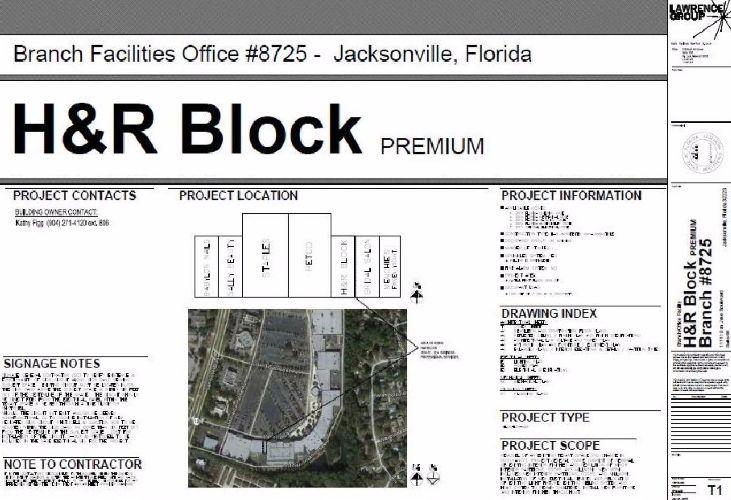 2017 H R Block Jacksonville Fl 8725 4426 Photo 1