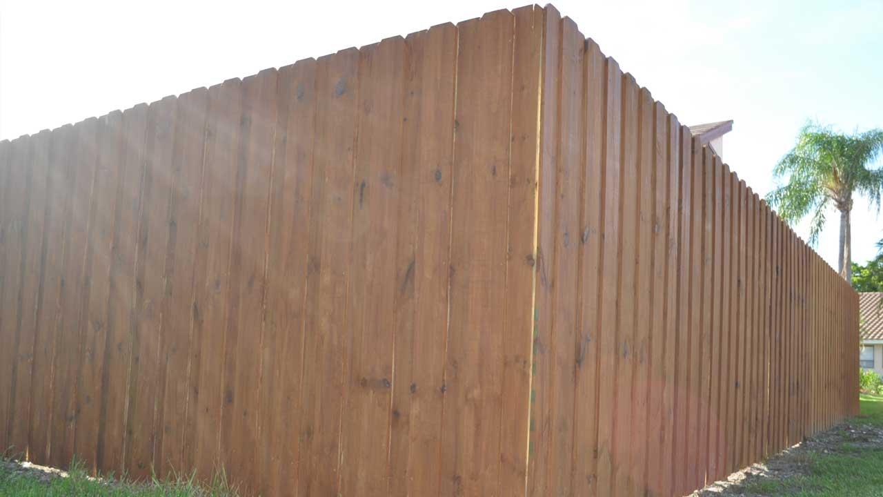 Wood Fences Wood Gates