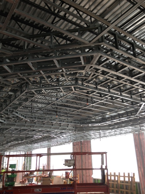 American Drywall Systems, Inc. - Fur Down Framing Image | ProView