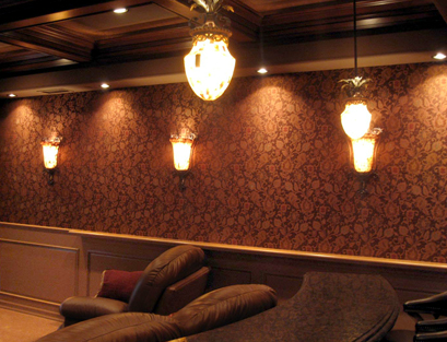 Recent Project - LBI/Boyd Wallcoverings/Acoustical Panels