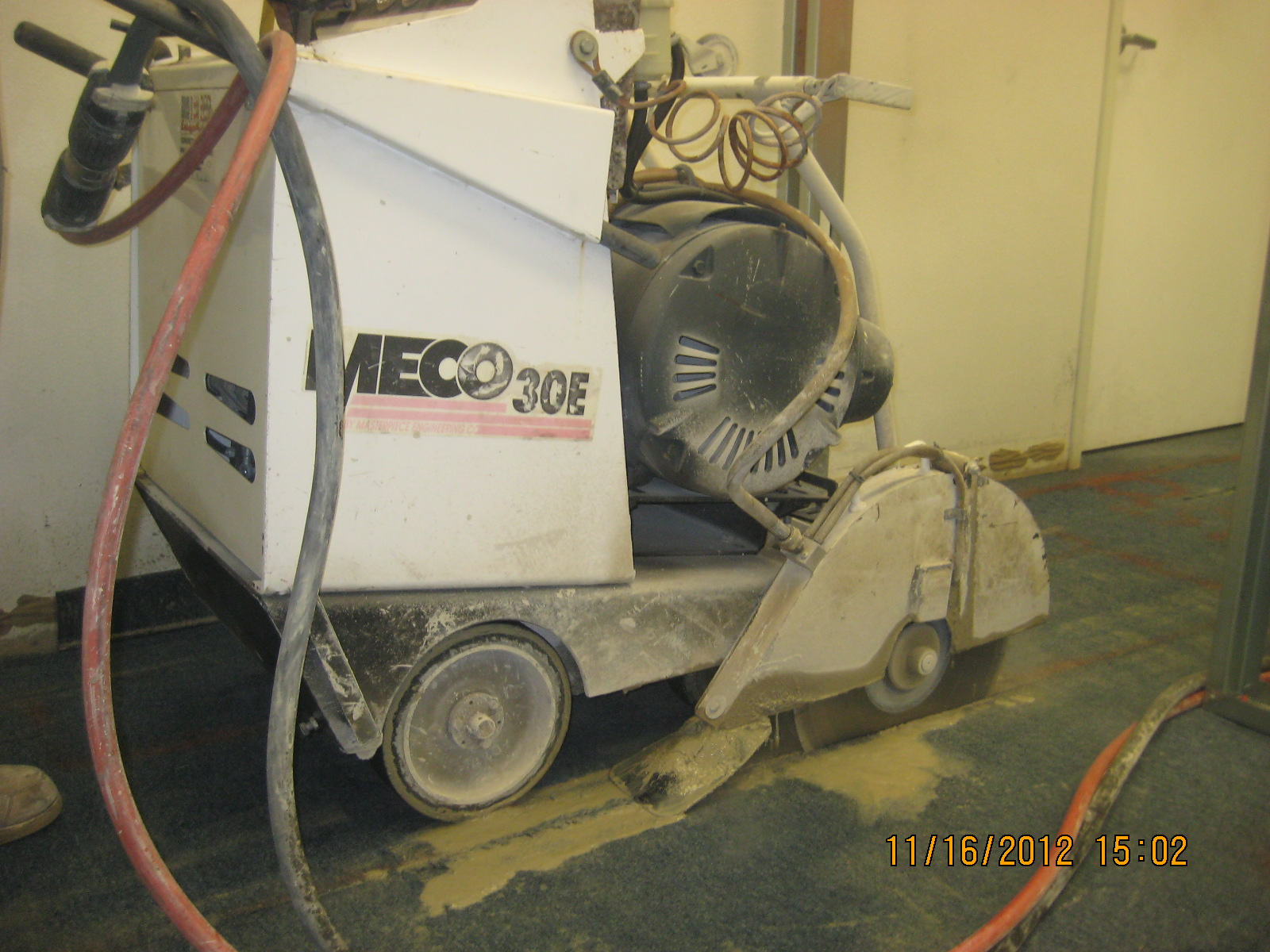 Electric Flat Saw