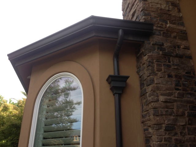 Custom Gutters & Downspouts - Central Valley Rain Gutters