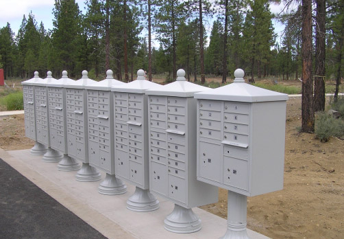 Mailbox Types Of Shelters : Midatlantic mailbox inc video image gallery proview