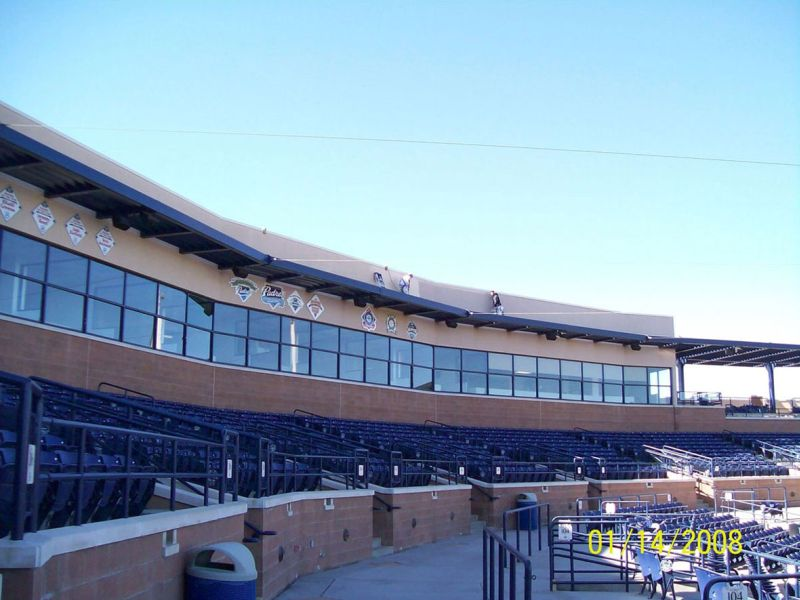 Peoria Sports Complex  - Riddle Painting & Coatings Company