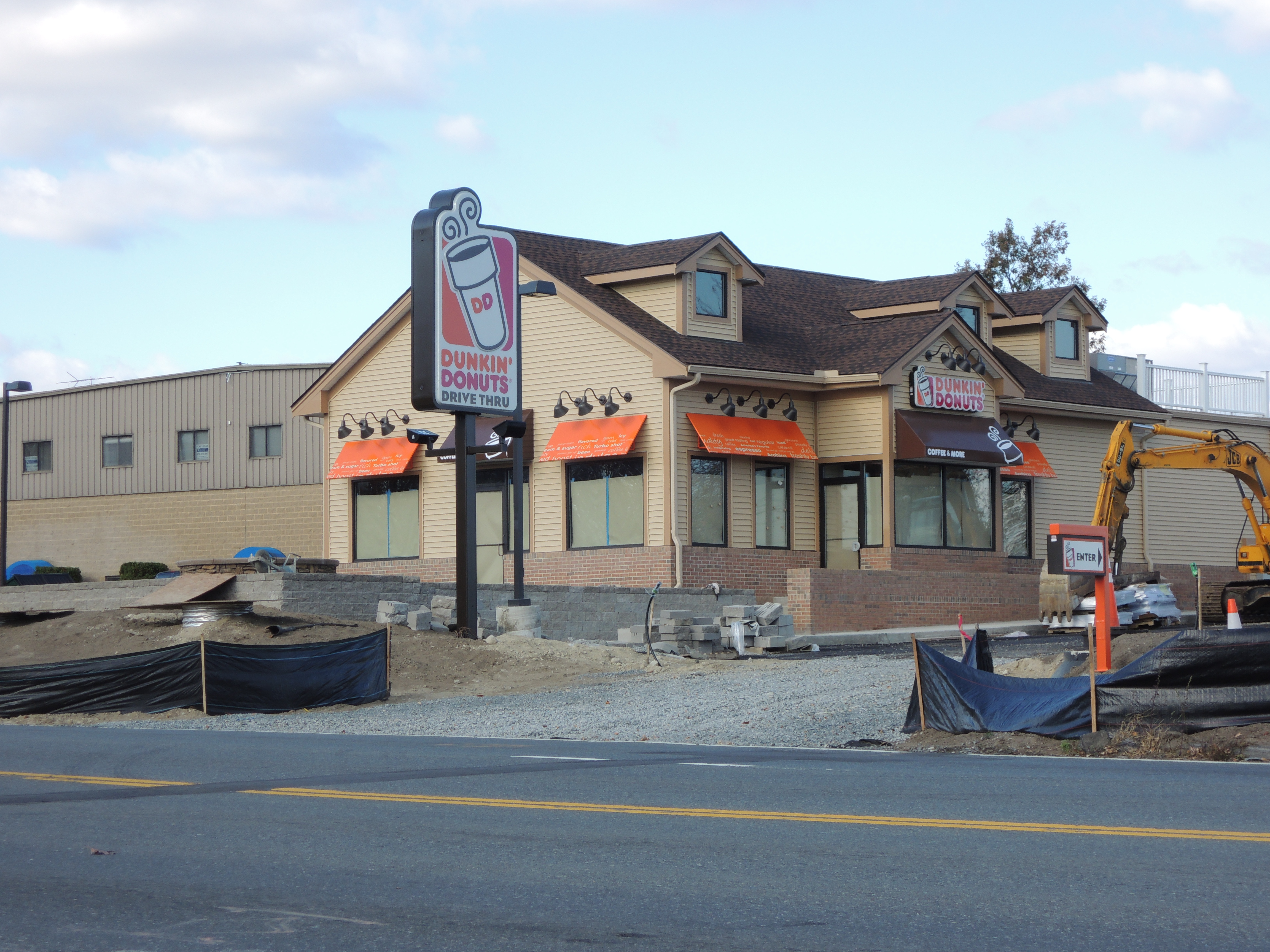 Dunkin Donuts- Andover, MA