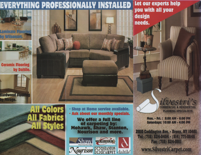 Silvestri S Carpet Amp Window Treatments Referral Network