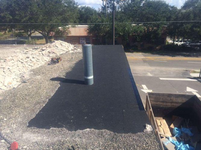 Orlando Medical Center   Century Roofing Specialists LLC .