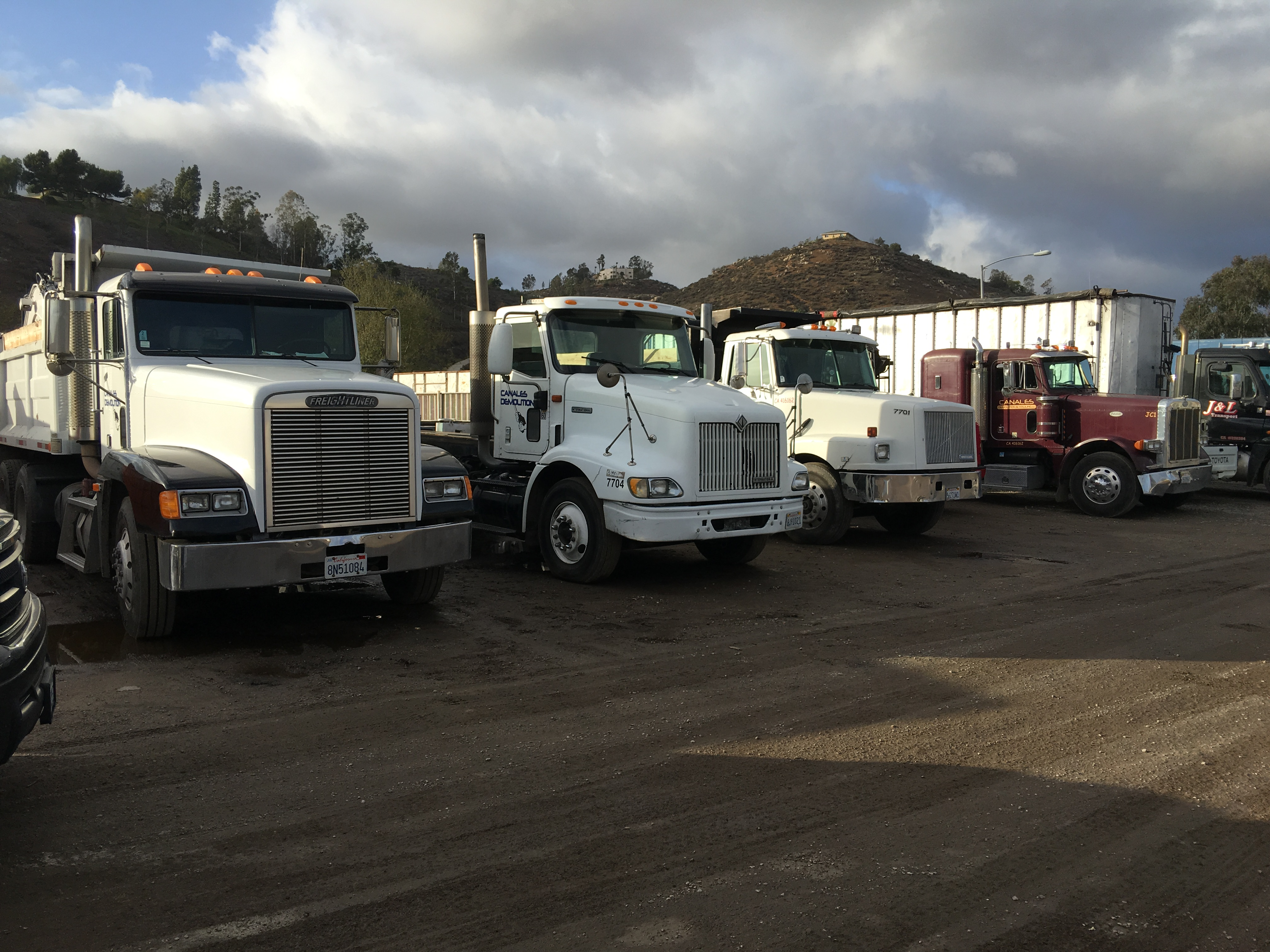 CANALES DEMOLITION AND HAULING, INC.  - Canales Demolition & Hauling Inc.