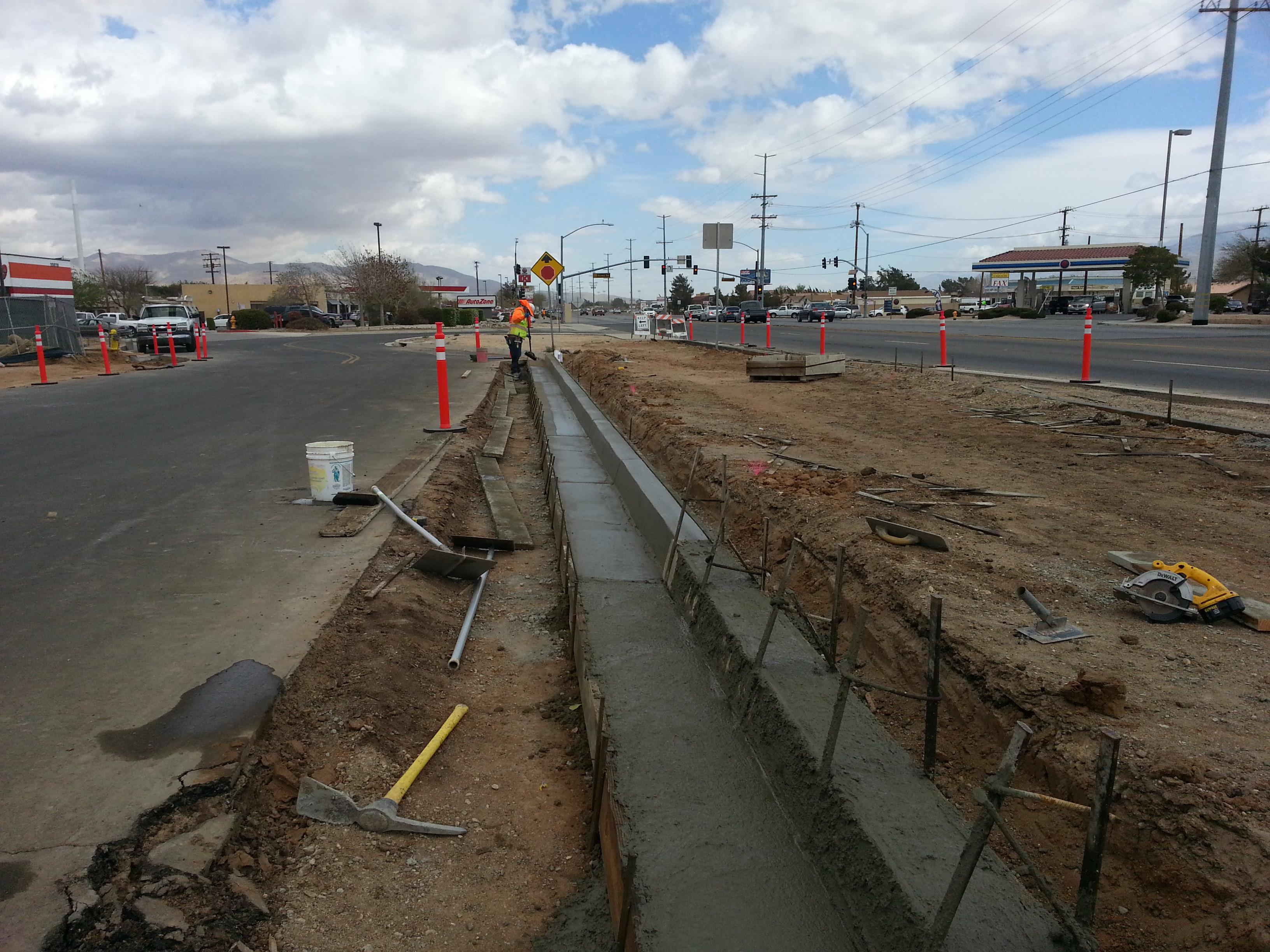 Cal Pros Concrete Company Concrete Construction