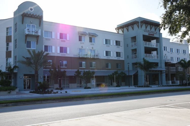 Courtyard Marriott By In Palm Beach Gardens Fl Proview