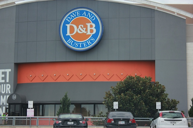 Dave & Busters - JRC Drywall, LLC