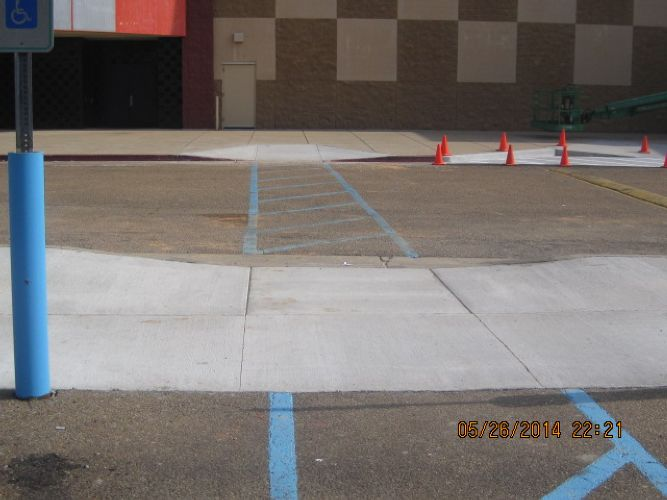Cinemark Tinseltown Usa Ada Remediation Project By In Pearl Ms