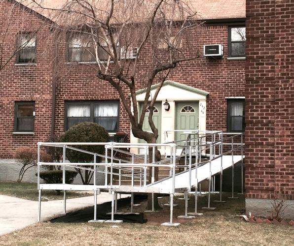 Queens Apartment Complex By In Beech Hills, Queens, NY