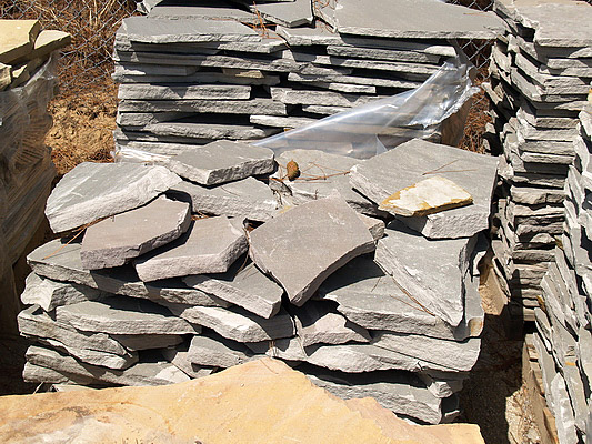 Grey Thick Flagstone