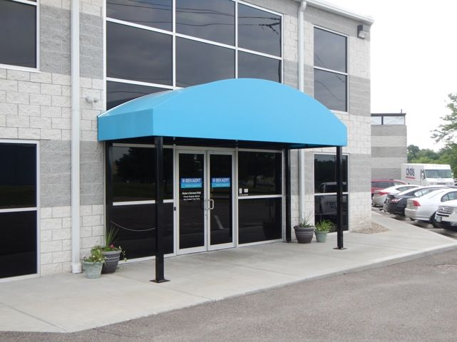 Ohio Awning Amp Manufacturing Co Cleveland Ohio Proview