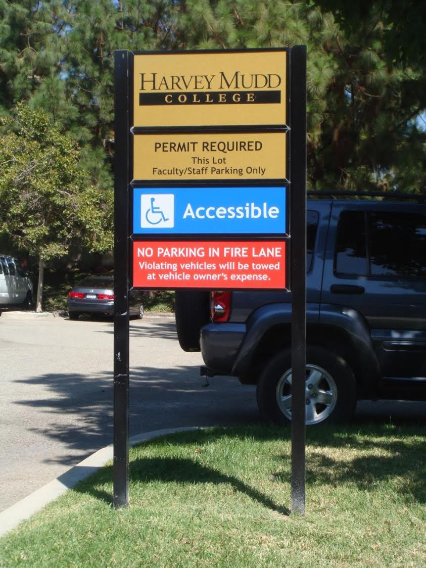 Wayfinder/ADA Signage - Signs and Lucite Products, Inc.