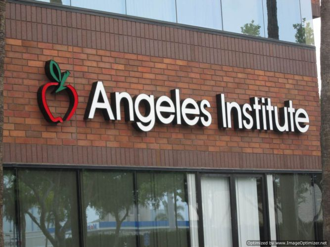 Angeles Institute Photo 1 - Absolute Sign, Inc.