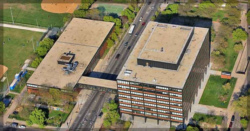 Roberto Clemente High School By In Proview