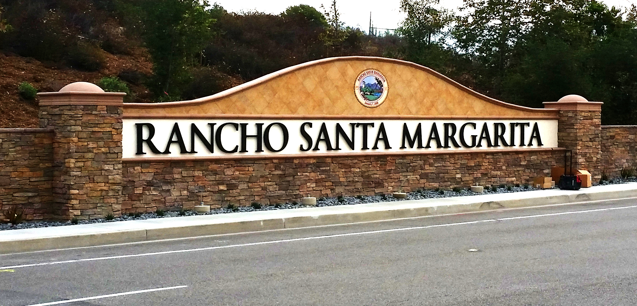 Rancho Santa Margarita City - Sign Depot Inc.