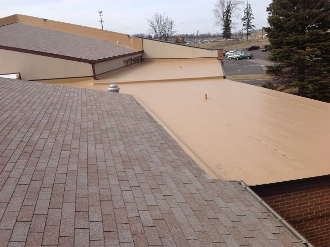 ... Faith Church   Lansing Photo 1   Morrow Roofing Inc. ...