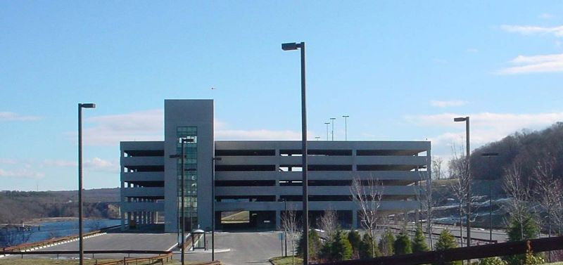 Mohegan Sun Parking Garage : Whitney northeast construction products casinos images