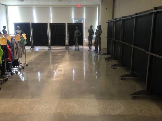 M.I.T Lincoln Laboratory Building, Reebok World Headquarters   Polished  Concrete Job Photo 1   Northeast Flooring Solutions ...