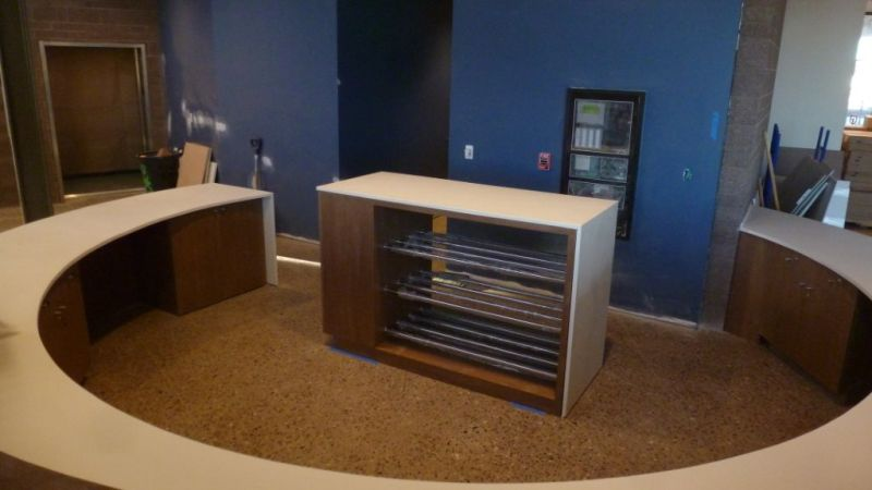 Commercial Cabinetry - Maplewood Cabinetry