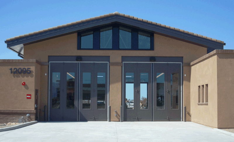 20+ Fire Stations - New Construction & Renovation Photo 2 - Applied Rite Doors & Docks Inc.