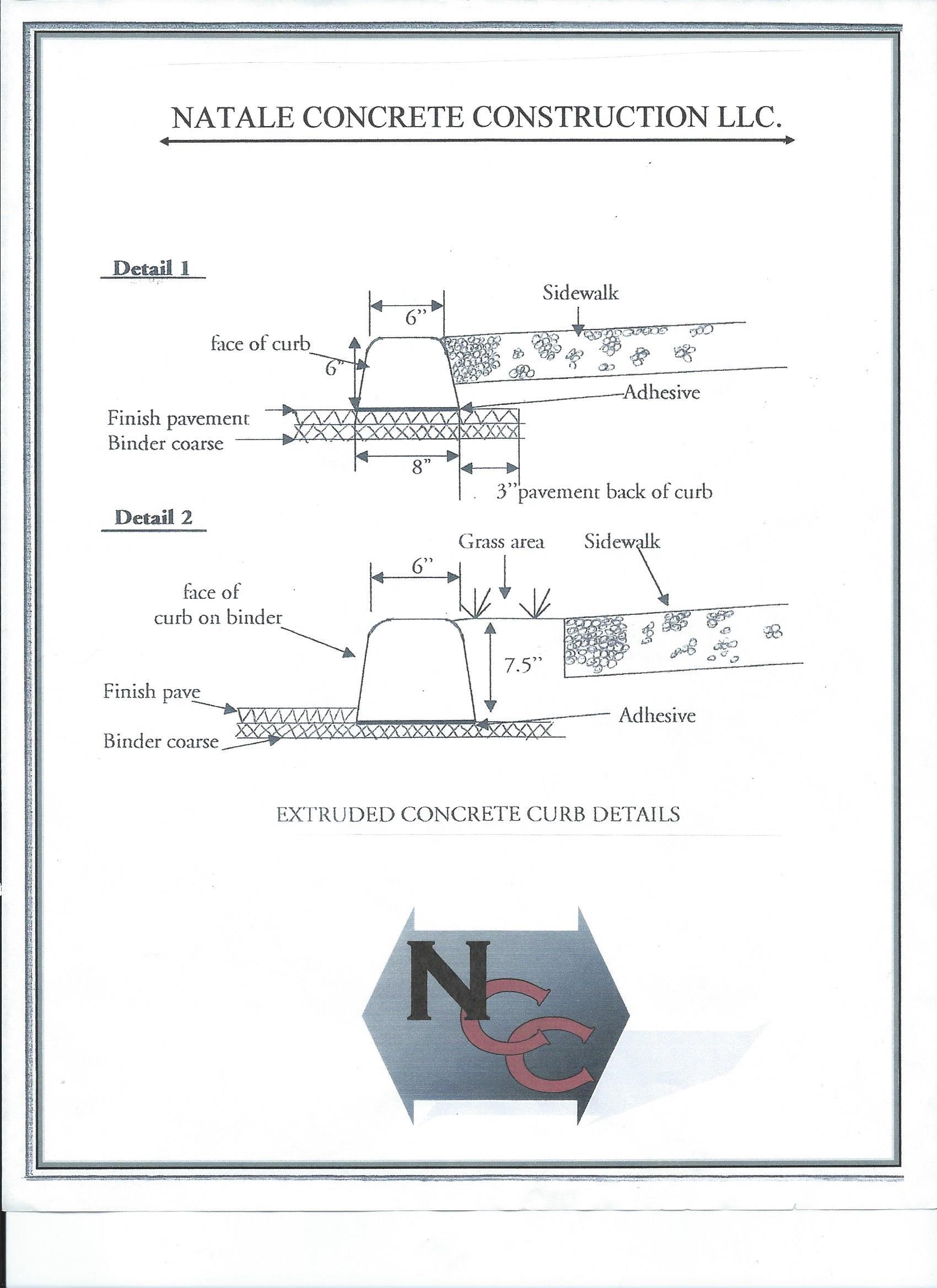 Natale Concrete Construction Llc Video Amp Image Gallery