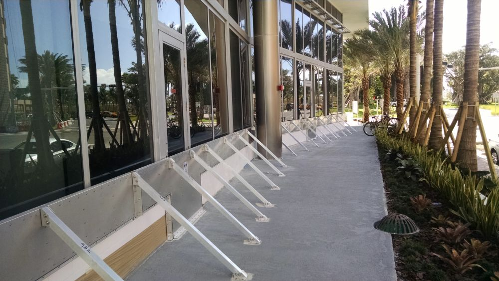 Atlantic Shutters Inc N Miami Beach Florida Proview