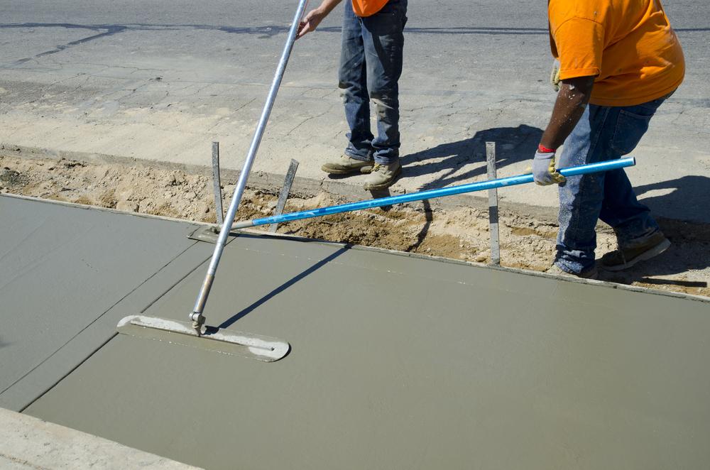 Ron S Concrete Construction Inc Concrete Work Image