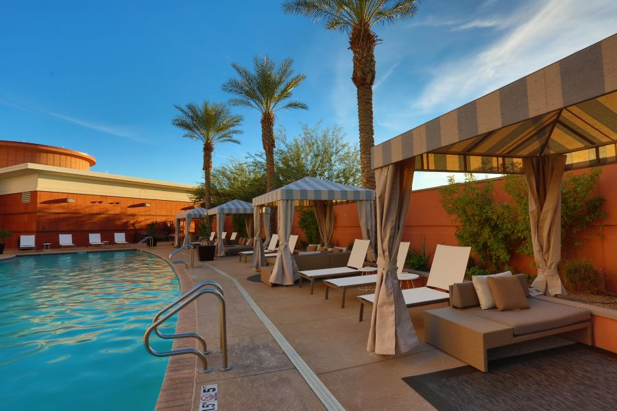 Pool Cabanas - Sun City Awning & Patio